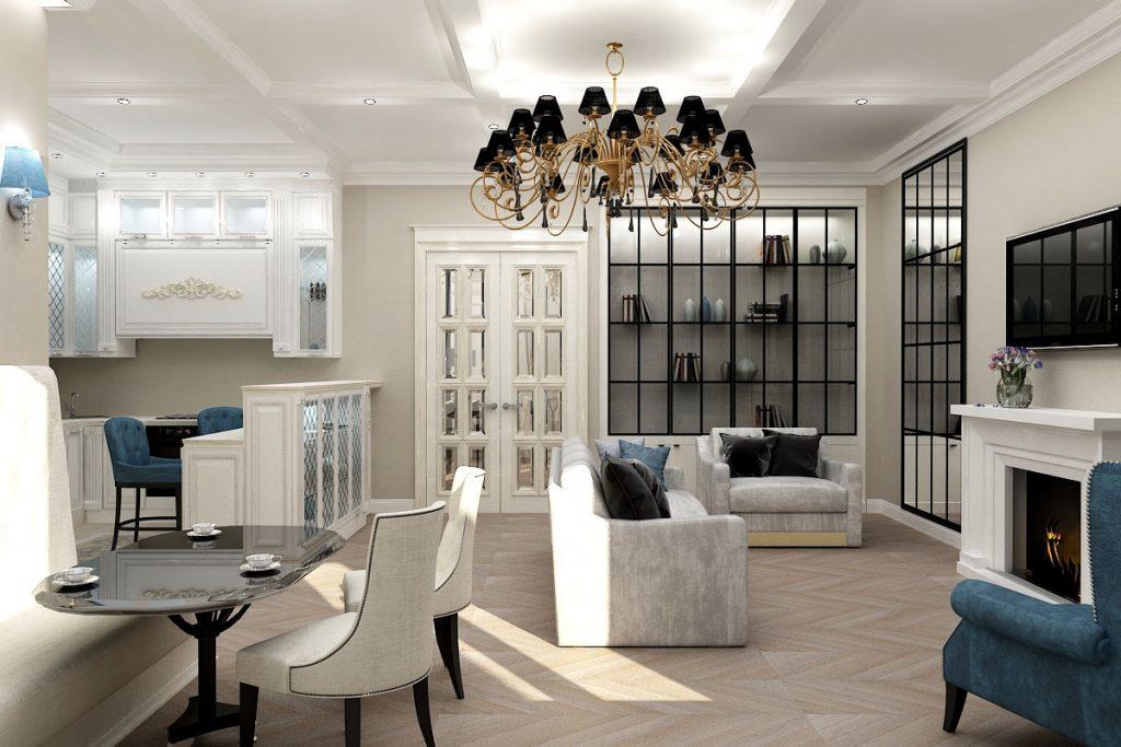 Дизайнер или сам. Кто лучше реализует дизайн проект интерьера квартиры? Thumbnail